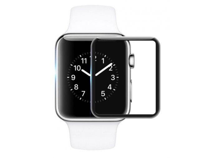 21917 3d edzett uveg apple watch 42x36 mm fekete