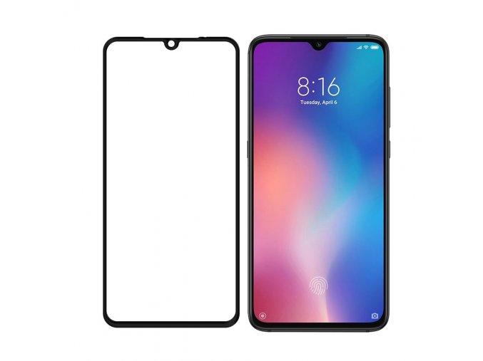 eng pl Wozinsky Tempered Glass Full Glue Super Tough Screen Protector Full Coveraged with Frame Case Friendly for Xiaomi Mi A3 Xiaomi Mi CC9e black 51832 2