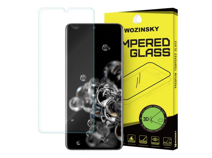 eng pl Wozinsky 3D Screen Protector Film Full Coveraged for Samsung Galaxy S20 Ultra 56799 1