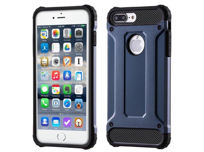 Armor kryt na iPhone 7 Plus, iPhone 8 Plus modrý 1