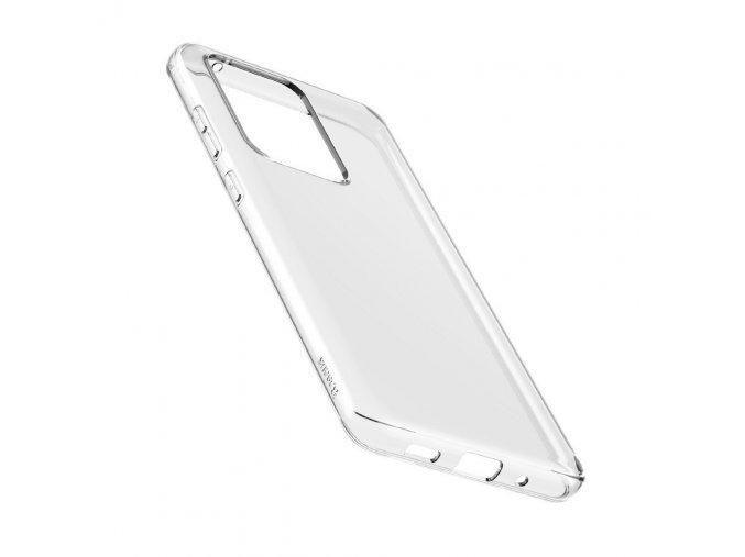 eng pl Baseus Simple Series Case Transparent Gel TPU Cover for Samsung Galaxy S20 Plus transparent ARSAS20P 02 58749 5