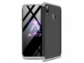 eng pl 360 Protection Front and Back Case Full Body Cover Huawei P Smart 2019 silver 47427 7