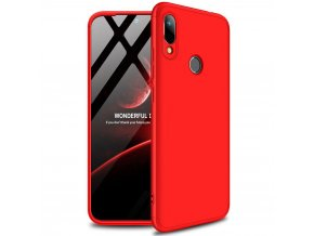 eng pl GKK 360 Protection Case Front and Back Case Full Body Cover Huawei Y6 2019 red 50070 1