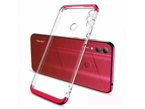 eng pl GKK 360 Phantom Case Front and Back transparent Case Full Body Cover Xiaomi Redmi Note 7 red 50909 1