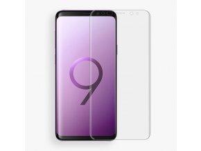 3D Tvrzené sklo na Samsung Galaxy S9 kompatibilní s krytem transparentní