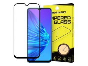 eng pl Wozinsky Tempered Glass Full Glue Super Tough Screen Protector Full Coveraged with Frame Case Friendly for Realme 5 black 56705 1