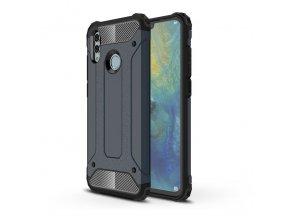 eng pl Hybrid Armor Case Tough Rugged Cover for Huawei P Smart 2019 blue 46561 1