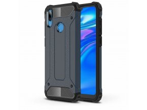 eng pl Hybrid Armor Case Tough Rugged Cover for Huawei Y6 2019 Huawei Y6s 2019 blue 48700 1