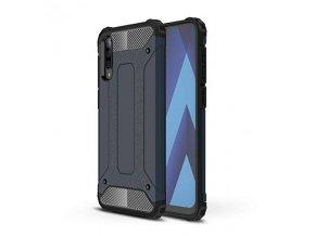 eng pl Hybrid Armor Case Tough Rugged Cover for Samsung Galaxy A70 blue 50379 1