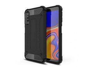 eng pl Hybrid Armor Case Tough Rugged Cover for Samsung Galaxy A7 2018 A750 black 45727 1