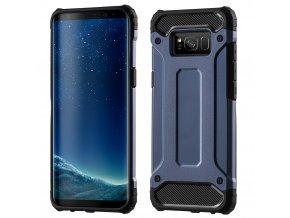 Armor kryt na Samsung galaxy S8 modrý