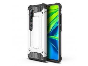 eng pl Hybrid Armor Case Tough Rugged Cover for Xiaomi Mi Note 10 Mi Note 10 Pro Mi CC9 Pro silver 55863 1