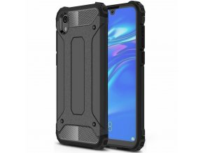 eng pl Hybrid Armor Case Tough Rugged Cover for Xiaomi Redmi 7A black 51333 1