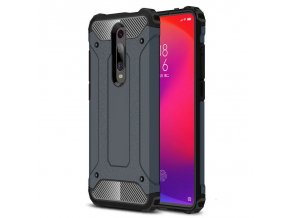 eng pl Hybrid Armor Case Tough Rugged Cover for Xiaomi Redmi 8 blue 55156 1