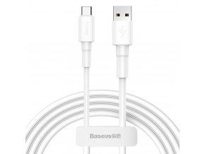 eng pl Baseus durable USB cable USB Type C 3A 1m white CATSW 02 52152 1