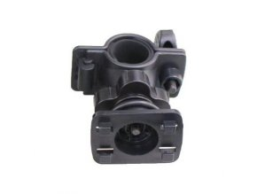 eng pl Rotary 360 handlebar mount head for Universal Bicycle Motorcycle Phone Holder Case black 59696 1