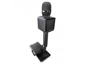 eng pl Dudao wireless bluetooth microphone for karaoke black Y16 black 62443 1