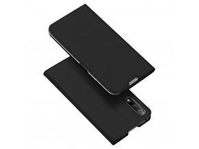 pol pl DUX DUCIS Skin Pro kabura etui pokrowiec z klapka Huawei P Smart Pro czarny 53357 1