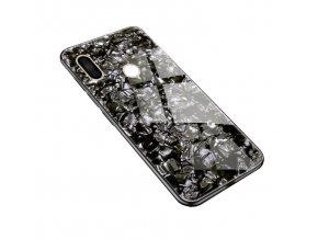 22409 edzett marble uveg vedotok xiaomi note 7 fekete