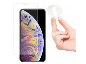 eng pl Wozinsky Nano Flexi Glass Hybrid Screen Protector Tempered Glass for iPhone XS Max 45207 12