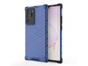 eng pl Honeycomb Case armor cover with TPU Bumper for Samsung Galaxy Note 20 blue 61729 1
