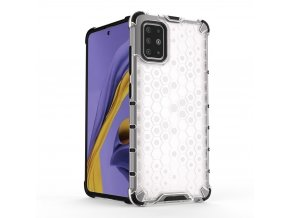 eng pl Honeycomb Case armor cover with TPU Bumper for Samsung Galaxy S20 Plus transparent 56582 2
