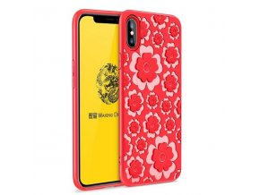 eng pl MSVII IPHONE X Flower red 41382 1