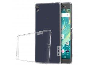 Nillkin Nature gelový kryt na Sony Xperia XA transparentní 3