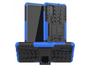 Anti Slip Hybrid Case for Samsung Galaxy A51 Blue 30122019 01 p