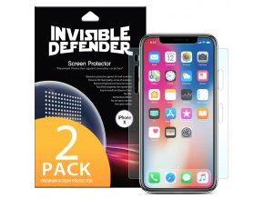 eng pl Ringke Invisible Defender 2x Full TPU Coverage Screen Protector for Apple iPhone X IFAP0003 35620 9