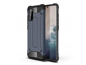 eng pl Hybrid Armor Case Tough Rugged Cover for Samsung Galaxy S20 blue 56270 1