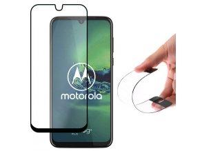 pol pl Wozinsky Full Cover Flexi Nano folia szklana szklo hartowane z ramka Motorola G8 Plus czarny 56319 1