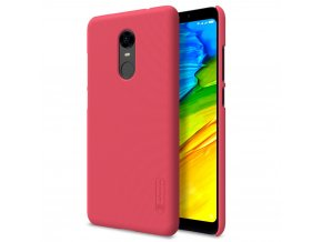 Nillkin Super frosted shield kryt na Xiaomi 5 plus červený 1
