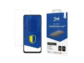 eng pl 3MK FlexibleGlass Lite Xiaomi Redmi Note 9S Szklo Hybrydowe Lite 66216 1