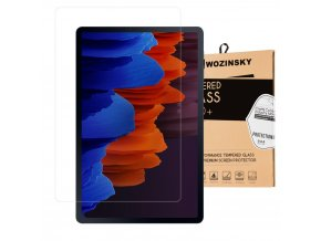 eng pl Wozinsky Tempered Glass 9H Screen Protector for Samsung Galaxy Tab S7 S7 Plus 63430 1