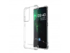 eng pl Wozinsky Anti Shock durable case with Military Grade Protection for Samsung Galaxy S21 Ultra 5G transparent 67036 2