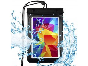 eng pl Universal Waterproof Case Pouch Dry Bag for Phone or Tablet up to 8 black 40903 1 (1)