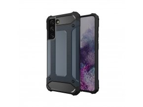 eng pl Hybrid Armor Case Tough Rugged Cover for Samsung Galaxy S21 5G S21 Plus 5G blue 65508 8
