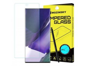 eng pl Wozinsky Tempered Glass UV screen protector 9H for Samsung Galaxy Note 20 Ultra in display fingerprint sensor friendly without glue and LED lamp 62138 1
