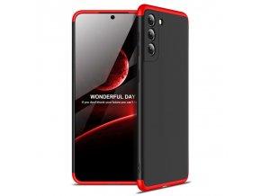 GKK Detachable Case Samsung Galaxy S21 5G Red Black 05032021 01 p
