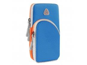 eng pm Running armband sports phone band case light blue 68223 1