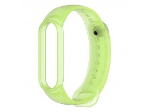 eng pl Replacment band strap for Xiaomi Mi Band 5 green 68325 1