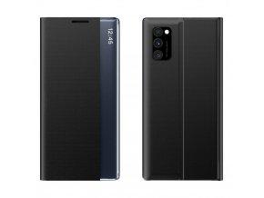 pol pl New Sleep Case pokrowiec etui z klapka z funkcja podstawki Xiaomi Poco M3 Xiaomi Redmi 9T czarny 66948 1