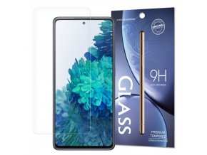 eng pl Tempered Glass 9H Screen Protector for Samsung Galaxy S20 FE 5G packaging envelope 64847 1
