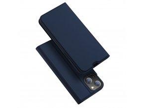 eng pl Dux Ducis Skin Pro Bookcase type case for iPhone 13 blue 74019 1