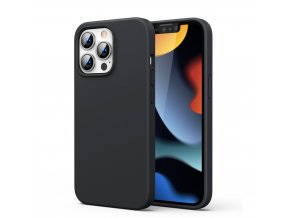 eng pl Ugreen Protective Silicone Case Soft Flexible Rubber Cover for iPhone 13 Pro black 76834 1