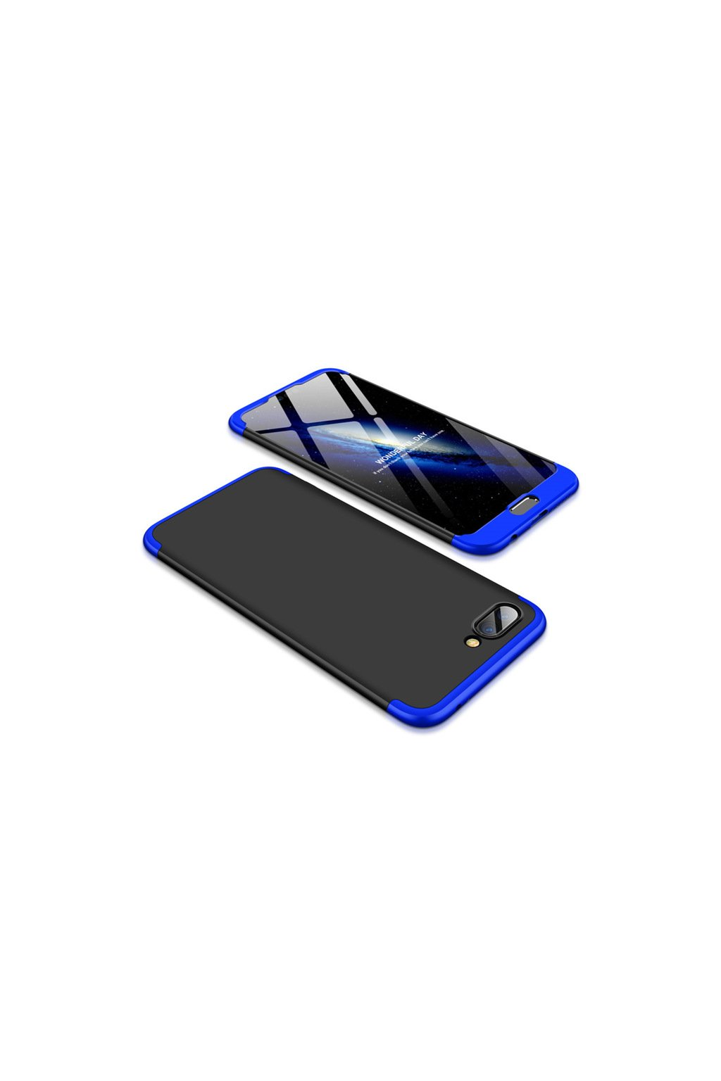 3 in 1 Plastic Hard 360 Full Protect Case FOR Huawei Honor View 10 Honor 10.jpg 640x640 (1)