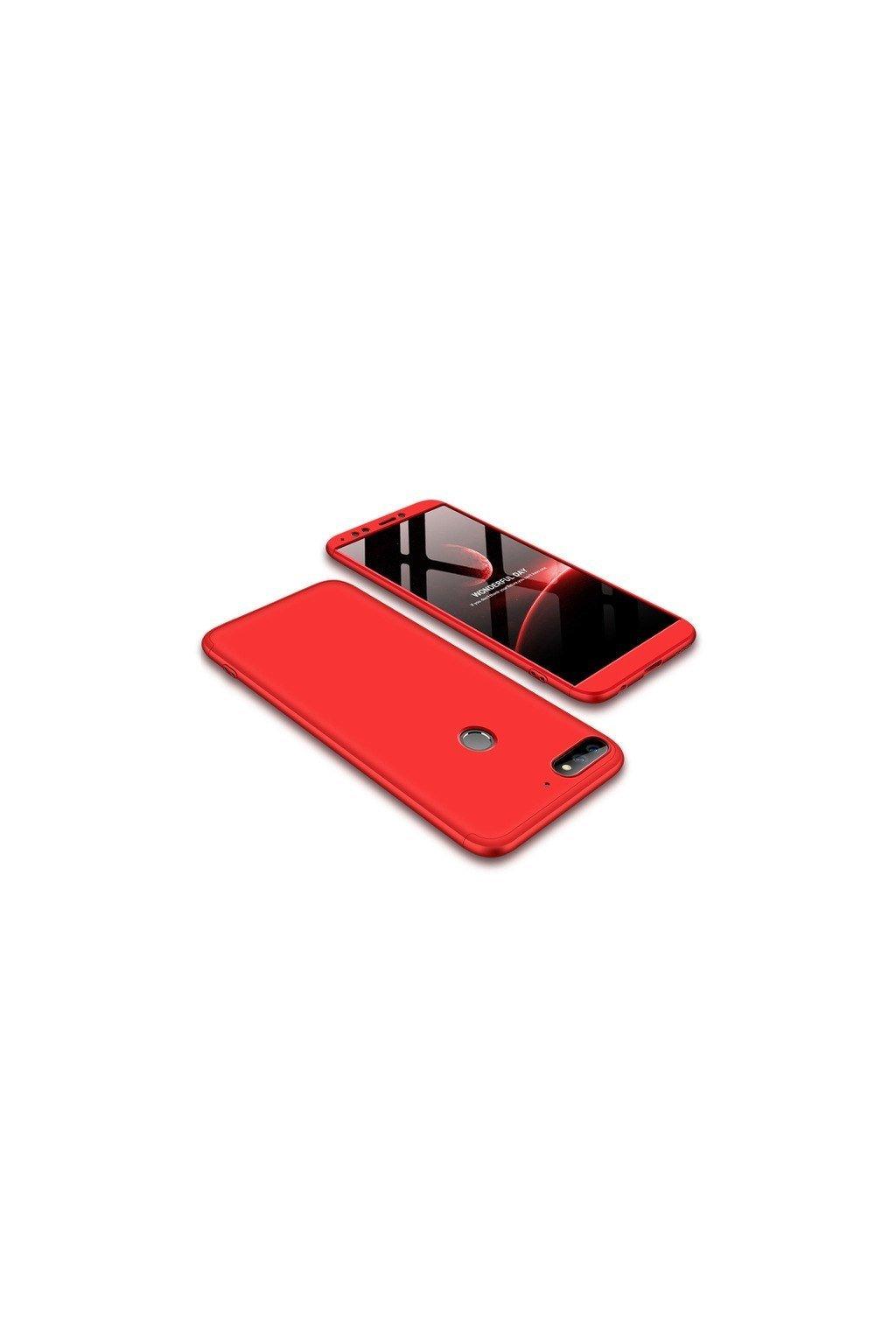 360 Huawei Y7 Prime 2018 red