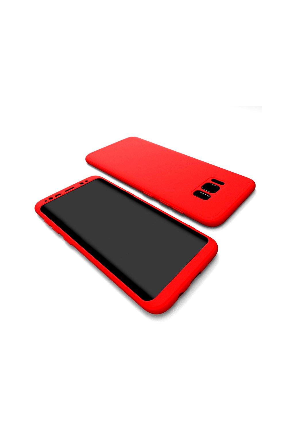 GKK Original Double Dip Case For Samsung Galaxy S8 S8 Plus Case Dual Armor 360 Full