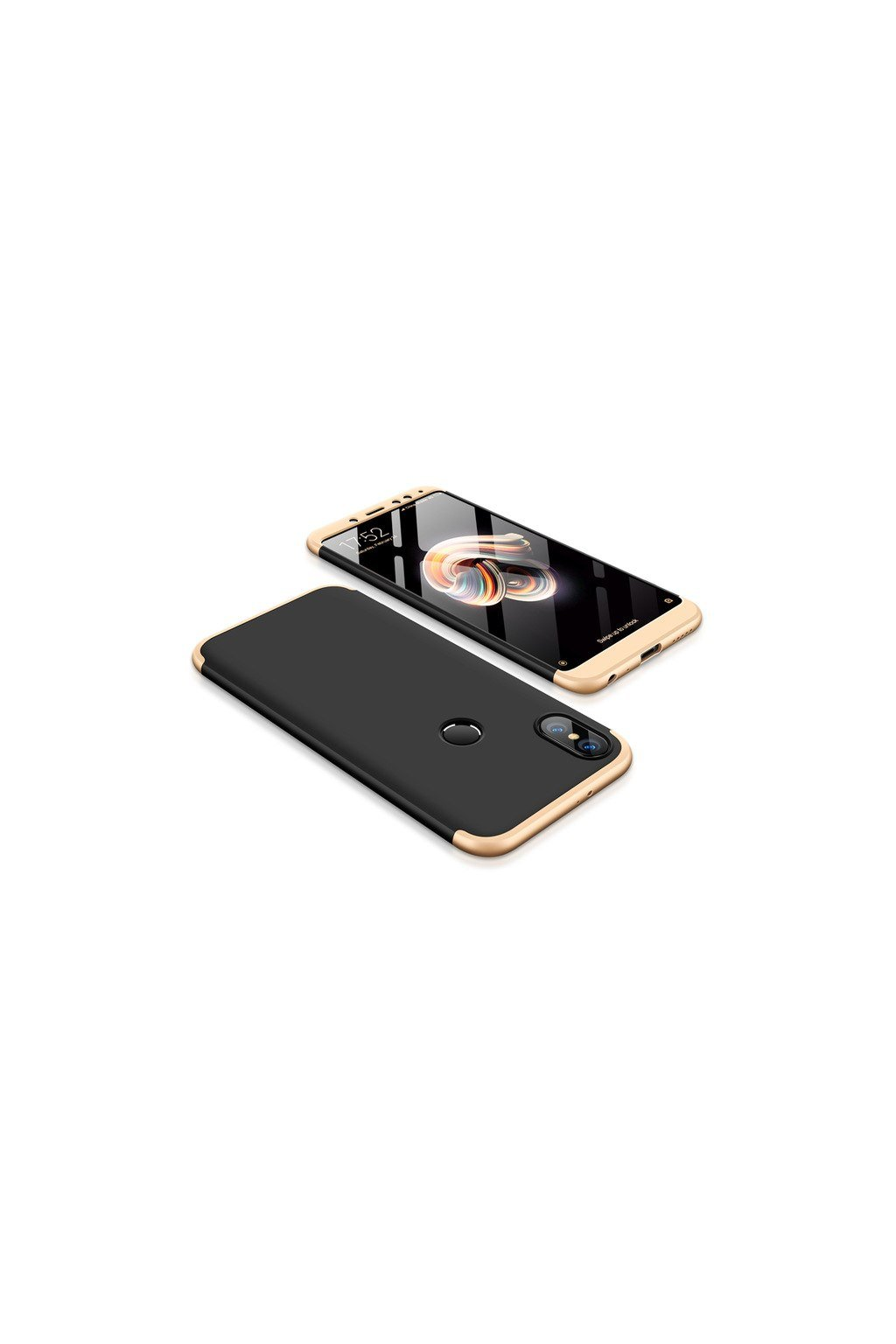 Case for Xiaomi Redmi note 5 pro Redmi note 5 Global Case 360 Full Protection Matte.jpg 640x640 (1)